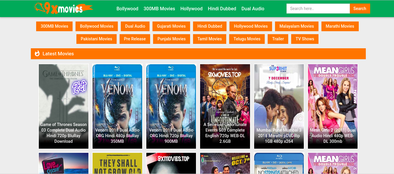 bollywood hollywood hindi movies free download