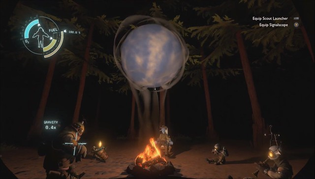 Outer Wilds - Music By The Campfire